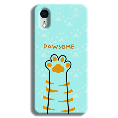 Pawsome iPhone XR Case