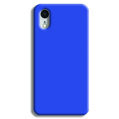 Cyan iPhone XR Case