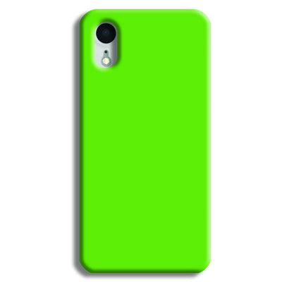Green iPhone XR Case