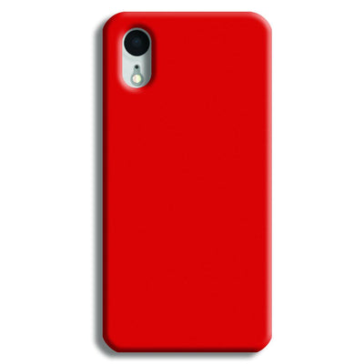 Lite Red iPhone XR Case