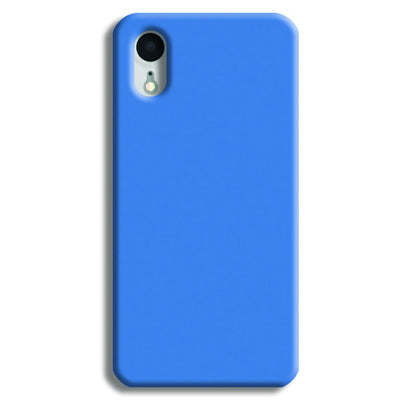 Sky Blue iPhone XR Case