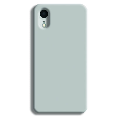 Lite Grey iPhone XR Case