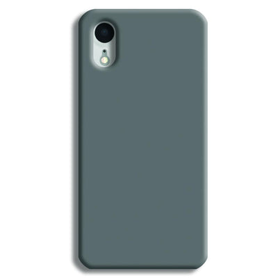 Medium Grey iPhone XR Case
