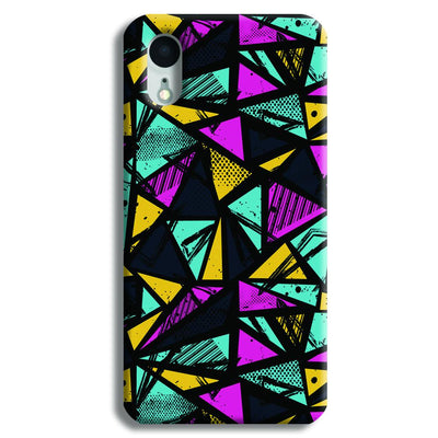 Abstract iPhone XR Case