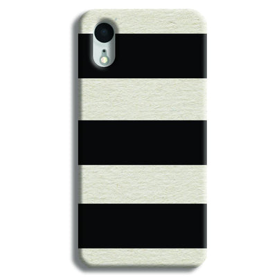 Black & White  iPhone XR Case
