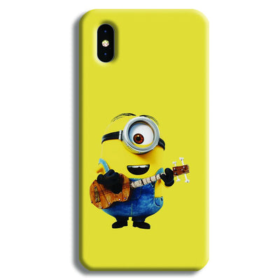 Minions iPhone XS Max Case