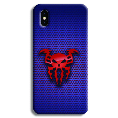 Octopus Symbol iPhone XS Max Case