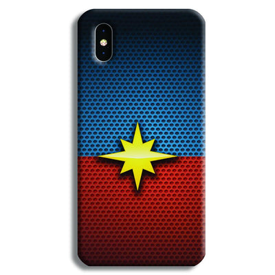Captain Marvel iPhone XS Max Case