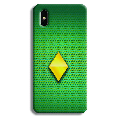 Vision iPhone XS Max Case