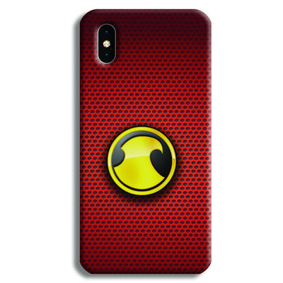 Red Robin iPhone XS Max Case