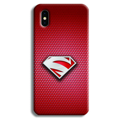 Superman Red iPhone XS Max Case