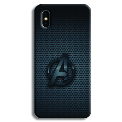 Avenger Grey iPhone XS Max Case