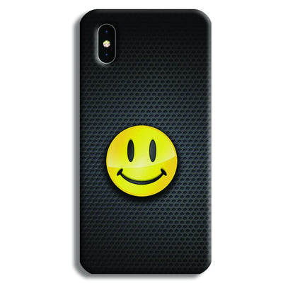 Smile iPhone XS Max Case
