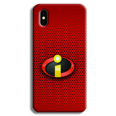 The Incredibles iPhone XS Max Case