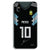 Messi (Argentina) Jersey iPhone XS Max Case