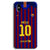 Messi (FC Barcelona) Jersey iPhone XS Max Case