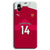 Aubameyang Jersey iPhone XS Max Case