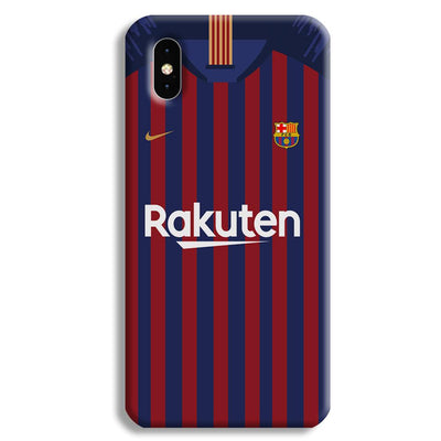 Barcelona Home Apple iPhone XS Max Case