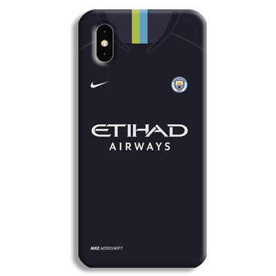Manchester City Apple iPhone XS Max Case