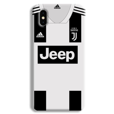 Juventus Home Apple iPhone XS Max Case
