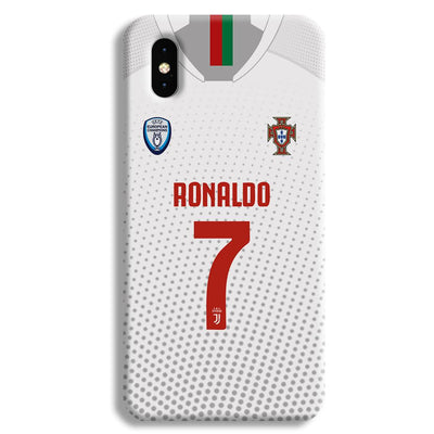 Portugal Away Apple iPhone XS Max Case