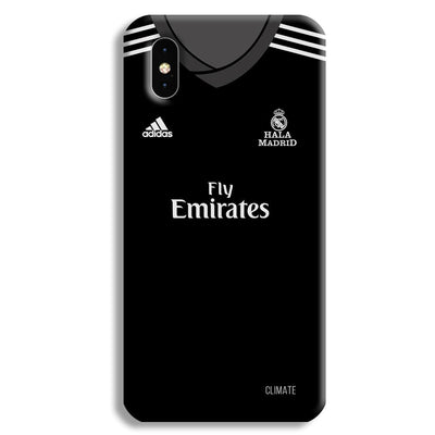 Real Madrid Away Apple iPhone XS Max Case