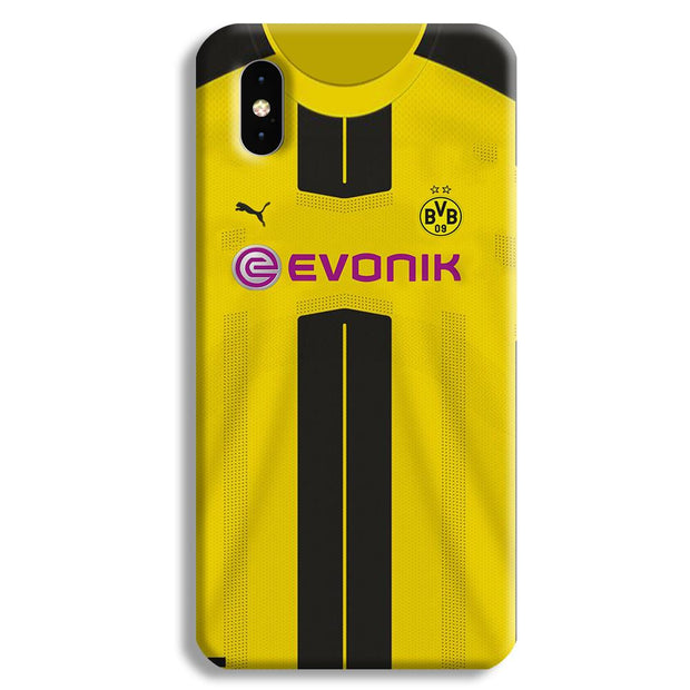 Borussia Dortmund BVB Apple iPhone XS Max Case
