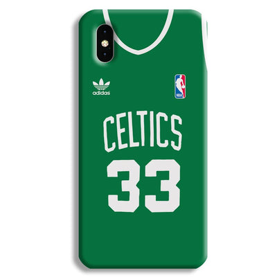 Celtics Apple iPhone XS Max Case