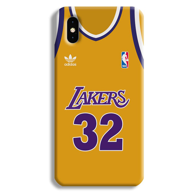 Lakers Apple iPhone XS Max Case