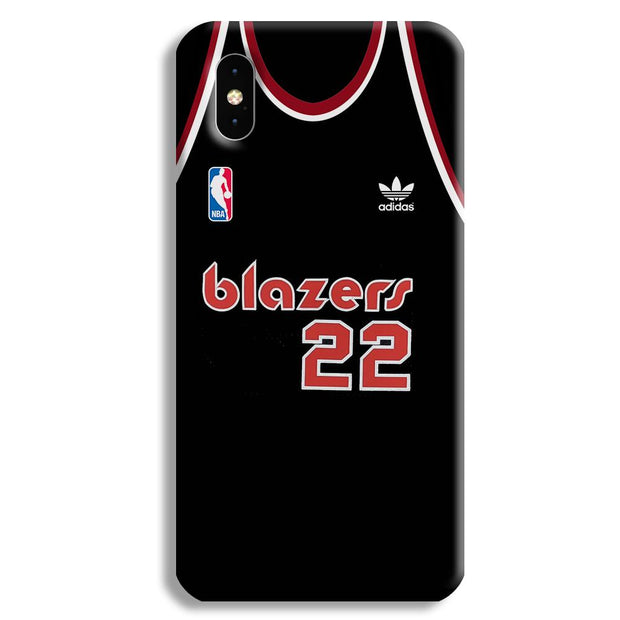 Blazers Apple iPhone XS Max Case