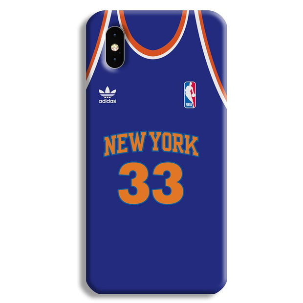 New york Apple iPhone XS Max Case