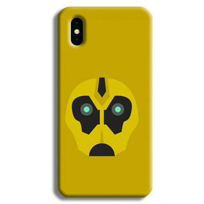 Bumblebee iPhone XS Max Case