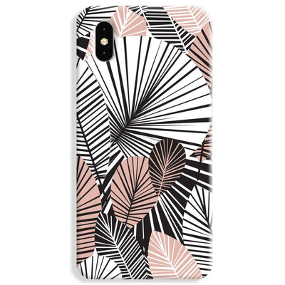 Modern Tropical Apple iPhone XS Max Case