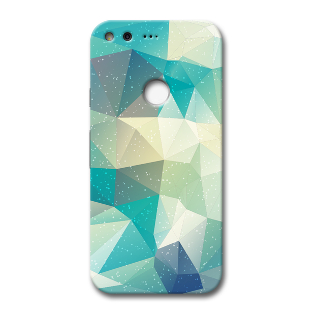Tiles Mint Google Pixel Case