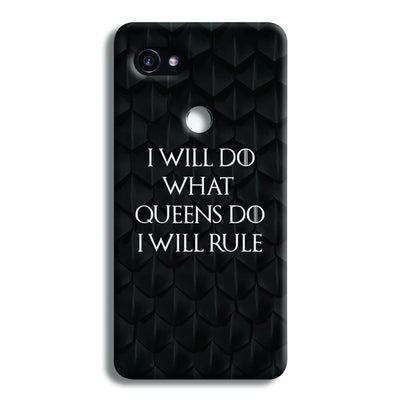 Daenerys Quotes Google Pixel 2 Case