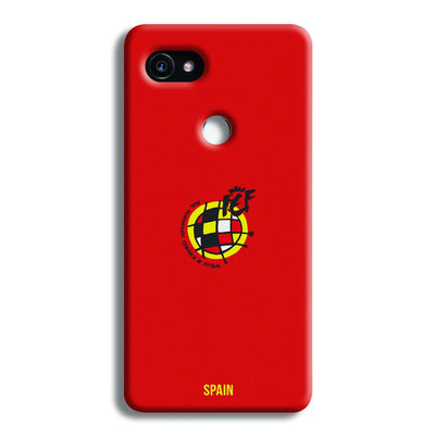 Spain Google Pixel 2 Case