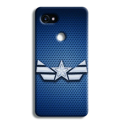 Captain America Costume Google Pixel 2 Case