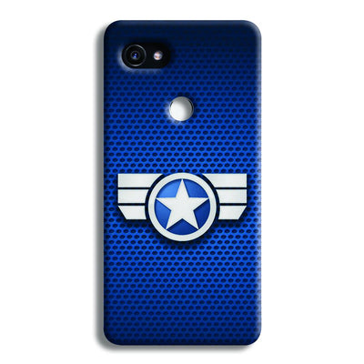 Captain America Secret Avengers Google Pixel 2 Case