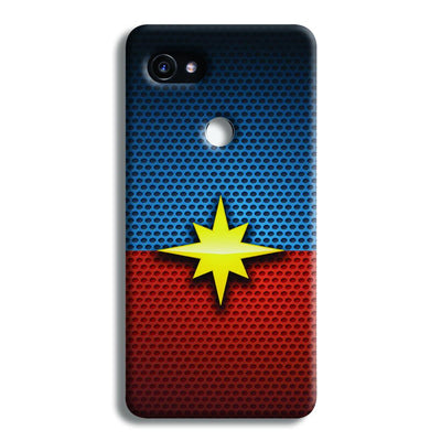 Captain Marvel Google Pixel 2 Case