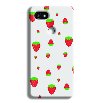 Strawberry Google Pixel 2 Case