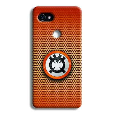 Orange Lantern Google Pixel 2 Case