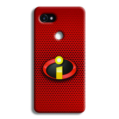 The Incredibles Google Pixel 2 Case