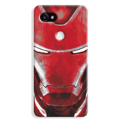 Ironman Charcoal Art Google Pixel 2 Case