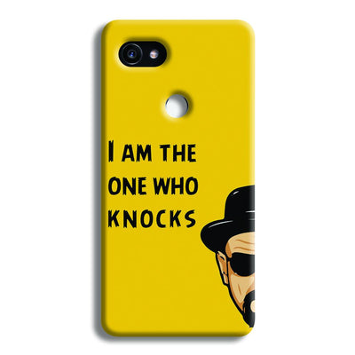 I Am The One Who Knocks Google Pixel 2 Case