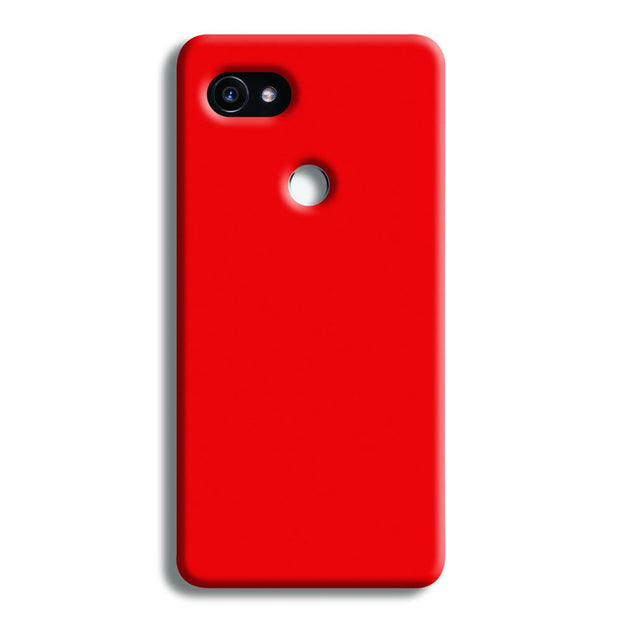 Red Google Pixel 2 Case