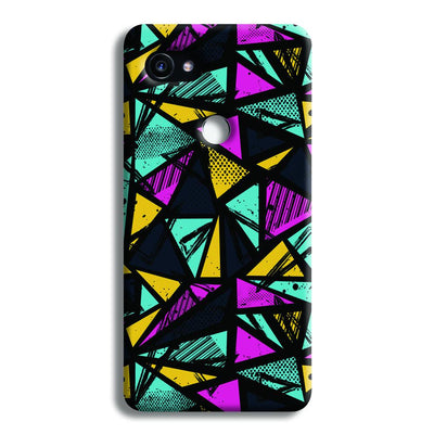 Abstract Google Pixel 2 Case
