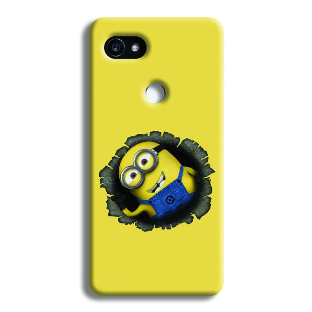 Laughing Minion Google Pixel 2 XL Case