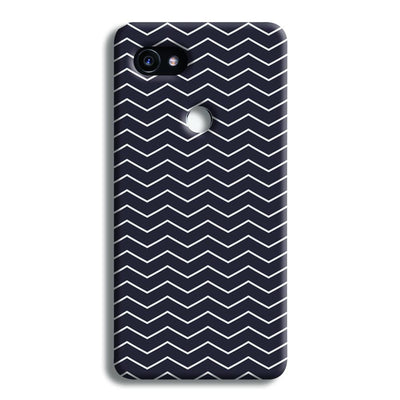 Chevron Pattern Google Pixel 2 XL Case