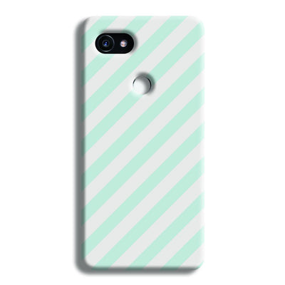 Stripe Pattern Google Pixel 2 XL Case