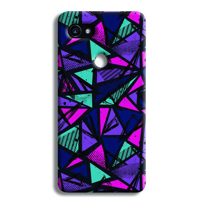 Blues Pattern Google Pixel 2 XL Case